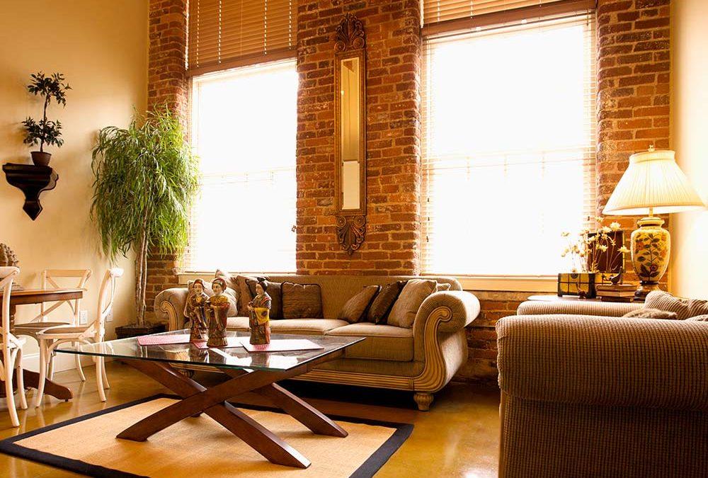 Dove creare una parete con mattoni a vista fornace dei - Parete con mattoni a vista ...