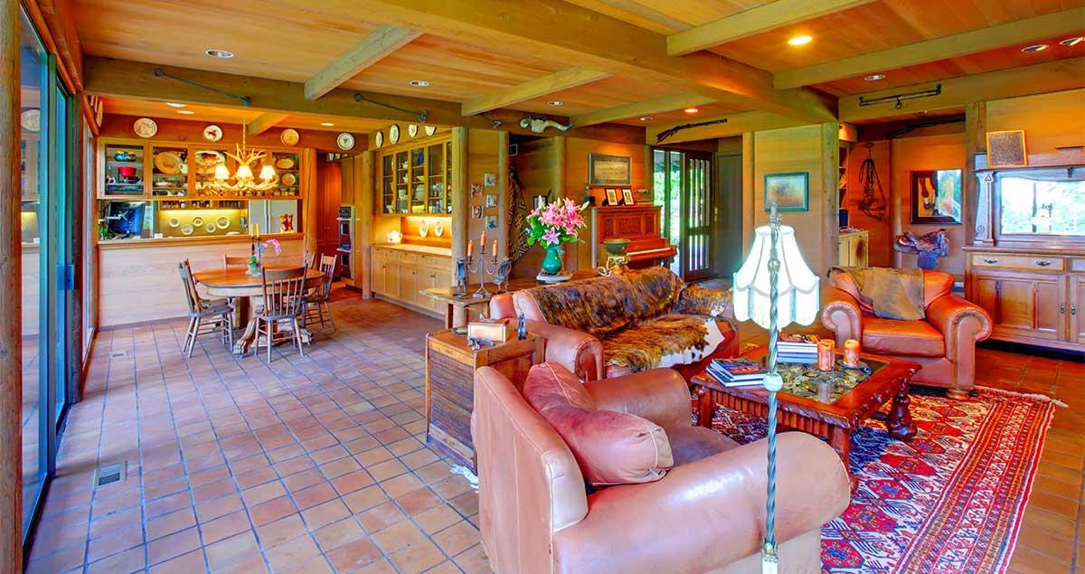 Casa stile country l 39 atmosfera semplice della campagna for Arredare casa in stile country