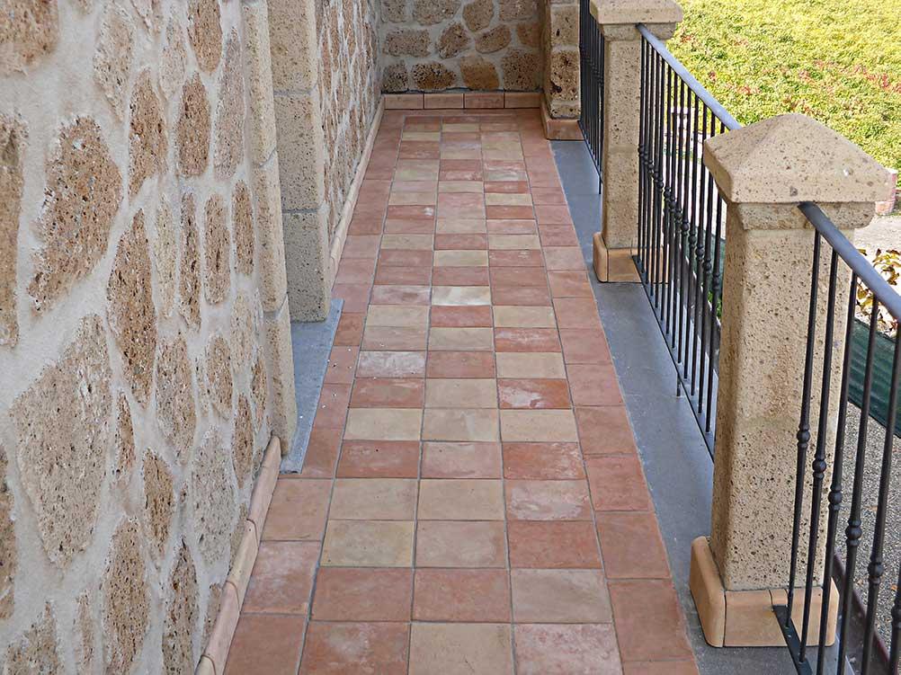 I pro e i contro delle piastrelle finto cotto fornace for Aprire il pavimento